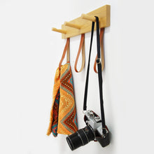 Load image into Gallery viewer, Hook Me Up 3 Wood Coat Rack 30 cm / 15.8 in