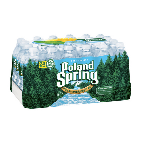 Poland Spring Water Bottle Monthly Delivery 2017-2018