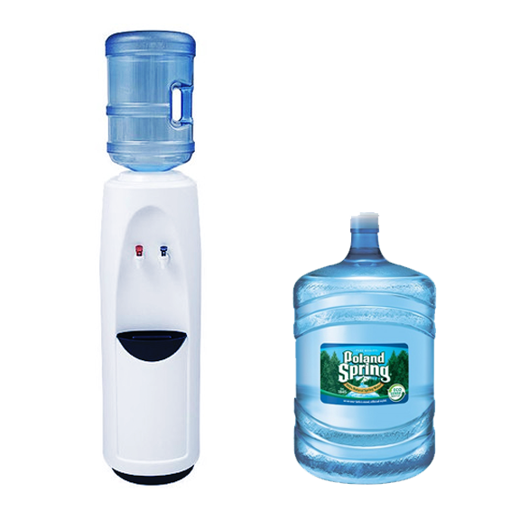 Poland Spring Water Cooler Rental Plan