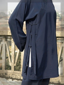 Traditional Wudang Taoist Uniform for Men and Women Open Arms