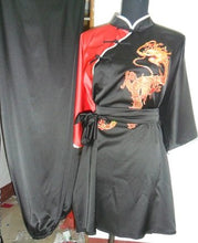 Load image into Gallery viewer, Thick Silk Dragon Embroidery Martial Arts Uniform