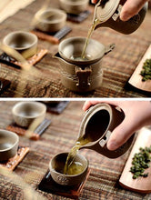 Load image into Gallery viewer, Unique Chinese Tea Ceremony 9-piece Set