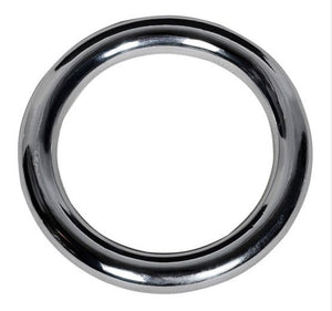 Small 500 g Traditional Stainless Steel Shaolin, Wing Chung Heavy Ring