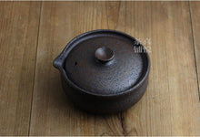 Load image into Gallery viewer, Rustical Japanese Handmade Tea Pot