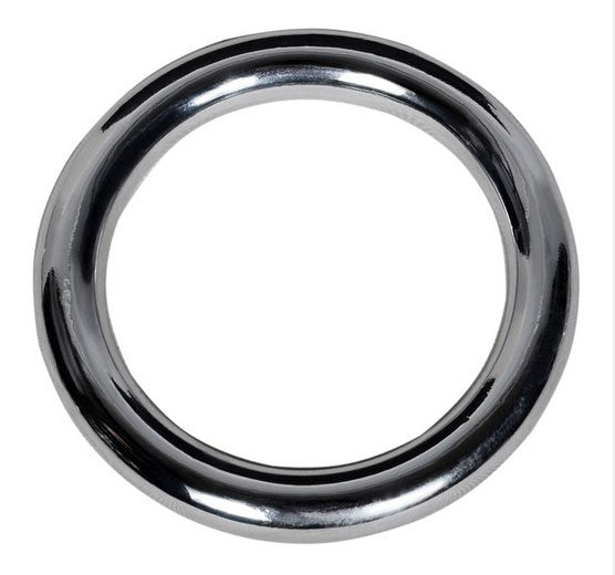 Medium 550 g Traditional Stainless Steel Shaolin, Wing Chung Heavy Ring