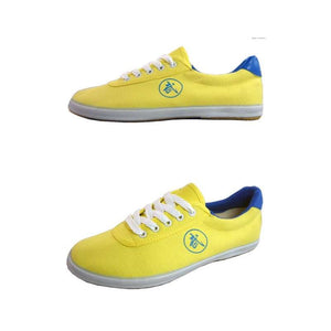 [Size 35-39] Authentic Yellow Kung Fu Shoes