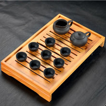 Load image into Gallery viewer, Basic Kung Fu Tea Ceremony Set