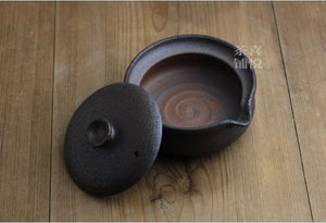 Rustical Japanese Handmade Tea Pot