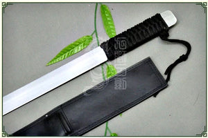Black Flexible Belt Jian