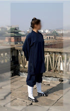 Load image into Gallery viewer, Traditional Wudang Taoist Uniform for Men and Women Closed Arms
