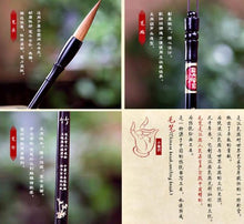Load image into Gallery viewer, High-Grade Calligraphy Paiting Brush Set