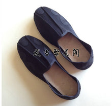 Load image into Gallery viewer, [Size 35-44] Tai Chi Practice Shoes Black