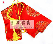 Load image into Gallery viewer, Genuine Silk Tai Chi Sword Bags with Tassels in All Variations