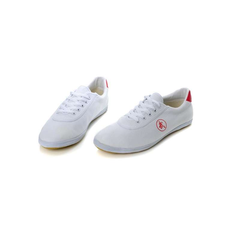 [Size 35-44] Authentic White Kung Fu Shoes