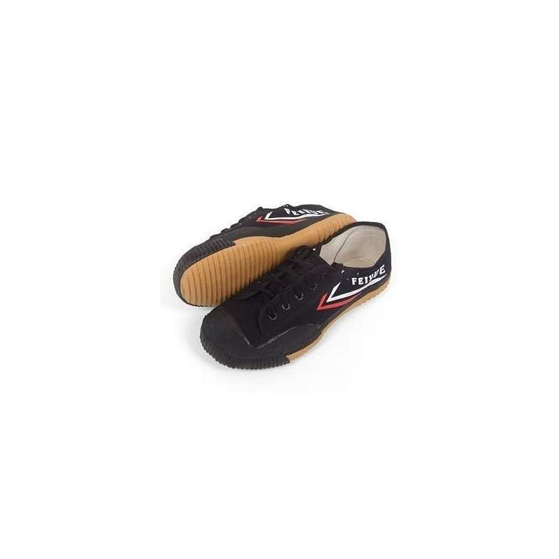 Feiyue Black Kung Fu Shoes