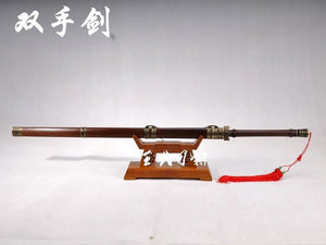 Two-Handed Qin Dynasty Jian
