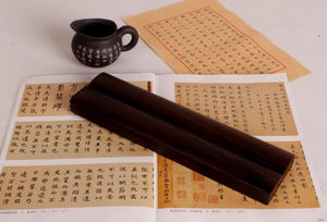 Ebony Calligraphy Parchment Weights