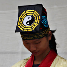 Load image into Gallery viewer, Wudang Taoist Bagua Hat