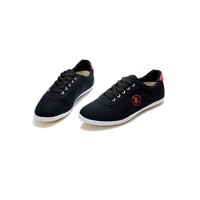 [Size 35-44] Authentic Black Kung Fu Shoes