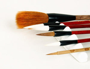 6-Piece Calligraphy Brush Set