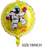 Game on Balloon