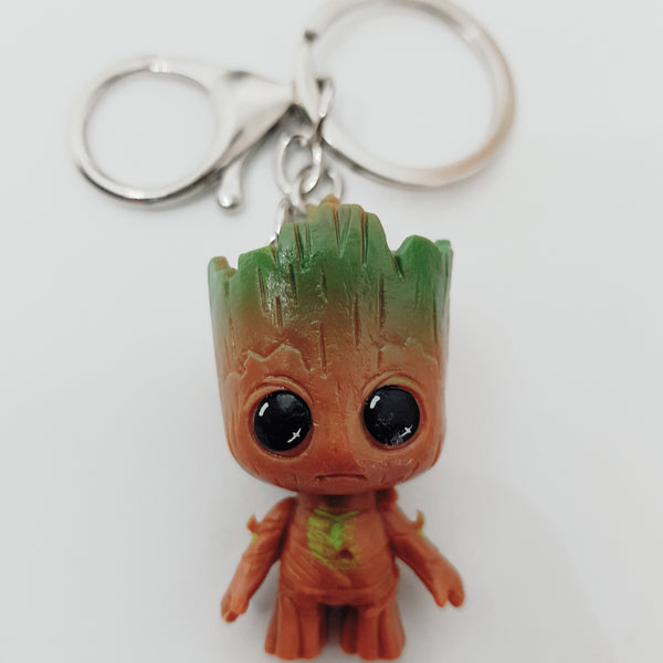 Groot The Avengers 3D Keyring