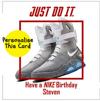 Nike Trainers - Have a Nike Day