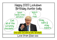 Boris stick to the rules box