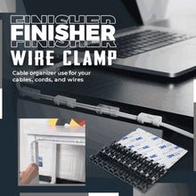 Load image into Gallery viewer, Home Essentials:Finisher Wire Clamp