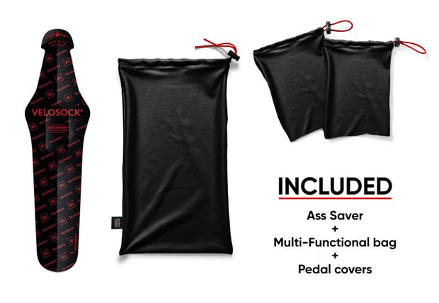 Full Bike Cover For Road Bike - BLACK EDITION