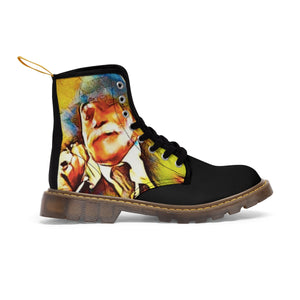 Doc Phineas High Top Boots