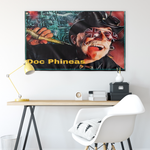 Doc Phineas™ Wall Flag