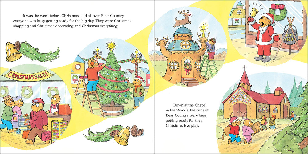 The Berenstain Bears and the Joy of Giving