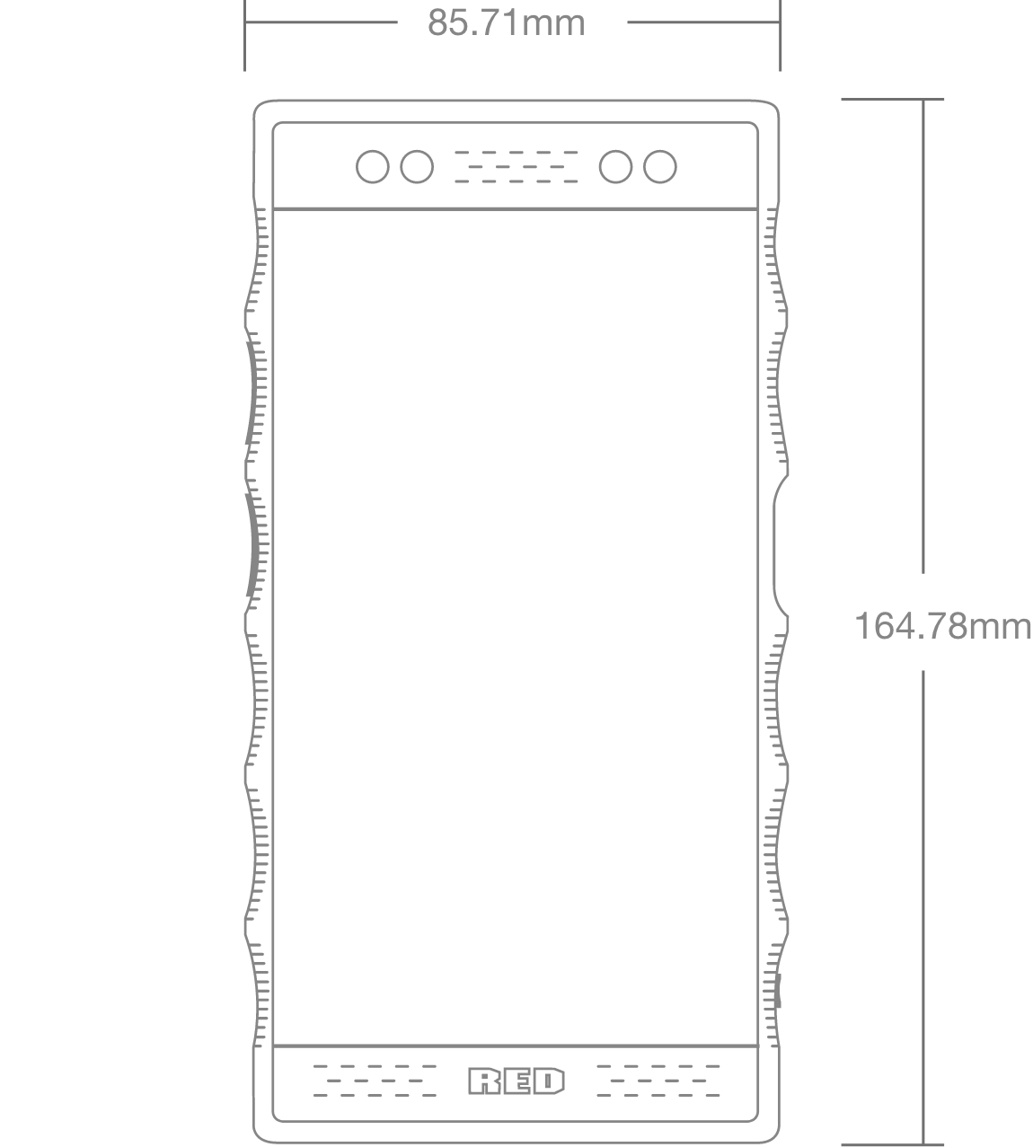 Diagram of HYDROGEN One Body