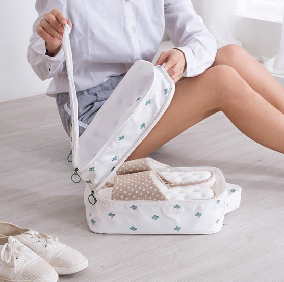 Portable Travel Shoes Storage bag