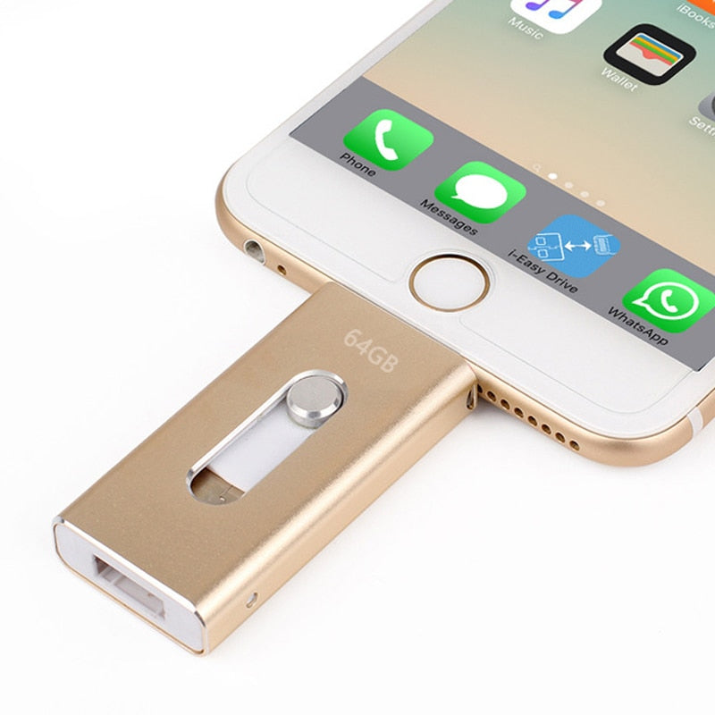 USB Flash Drives for iOS or Android
