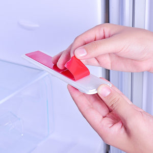 Magnetic Bottle Hanger For Fridge