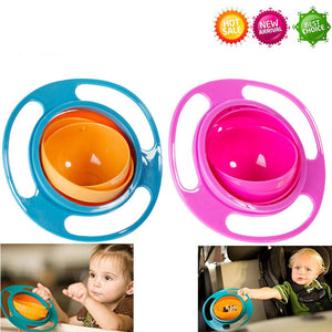 Baby Spill Proof Bowl