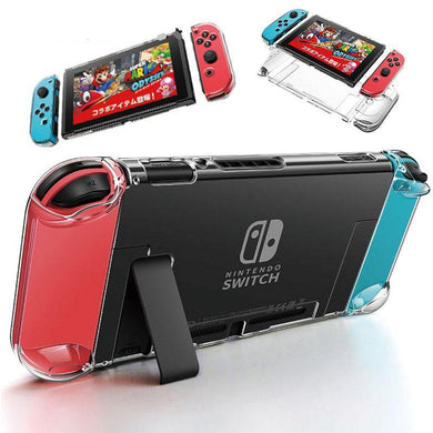 Detachable Transparent Case For Nintendo Switch