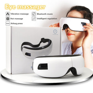 Smart Eye Massager - Heated Massaging Goggles (Sleeping Mask)