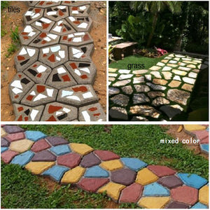 Garden Pavement Mold