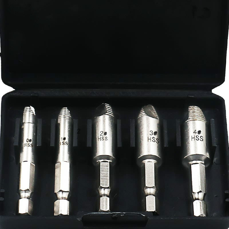 STUBBORN SCREW REMOVER SET