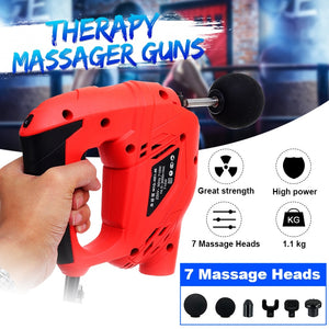 Deep Tissue Muscle Massage Device