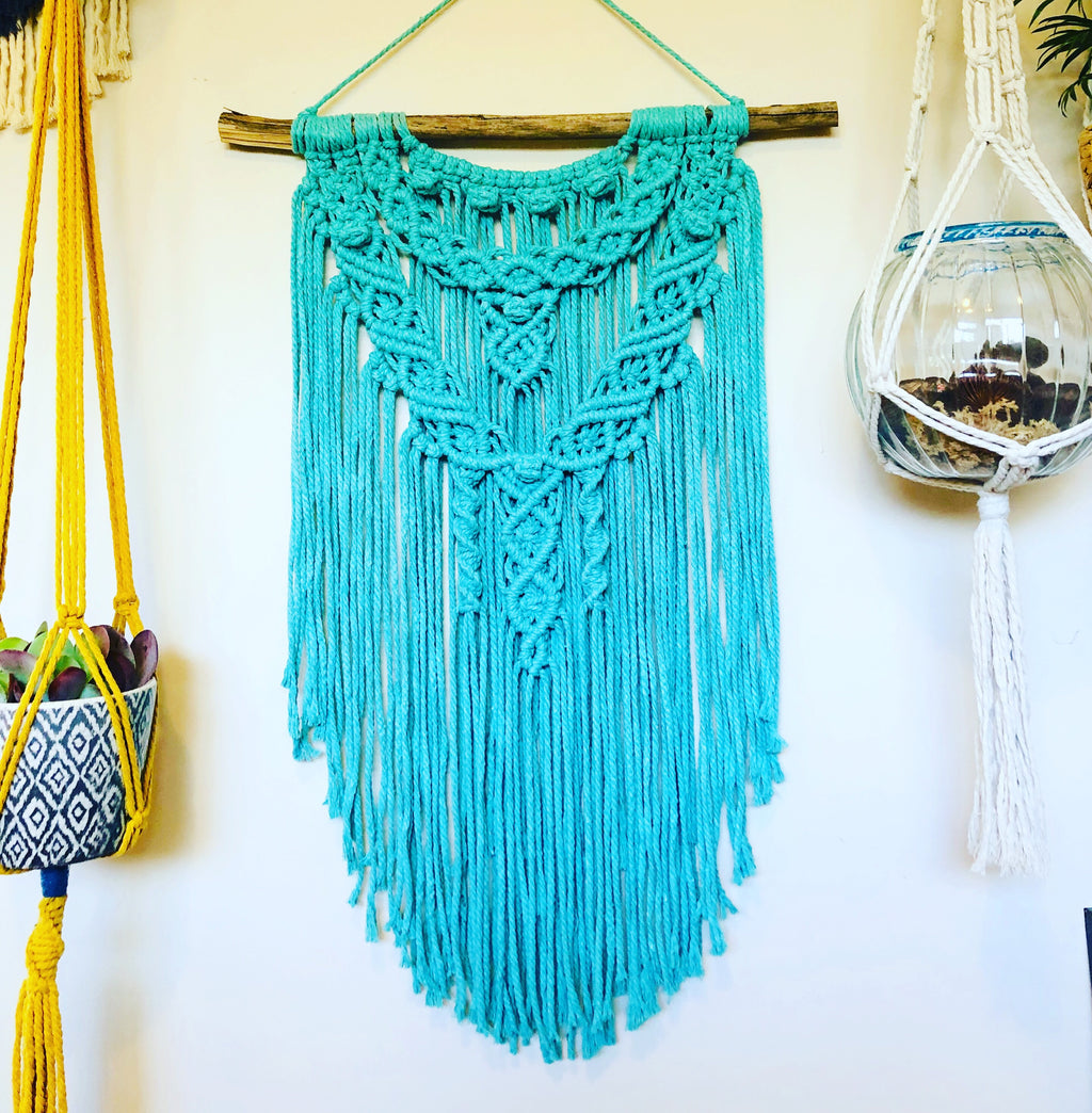 Lily - Custom Macrame Wall Hanging