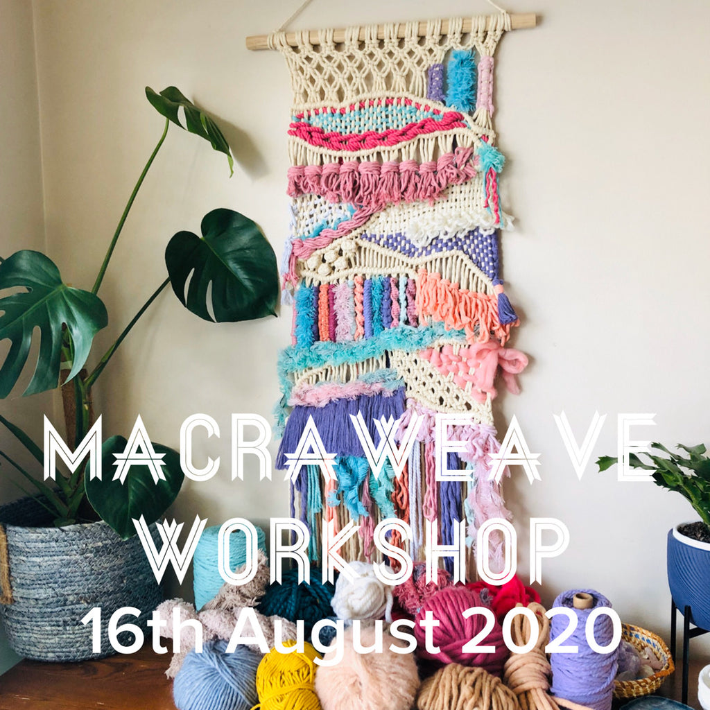 Deposit - Macraweave Workshop
