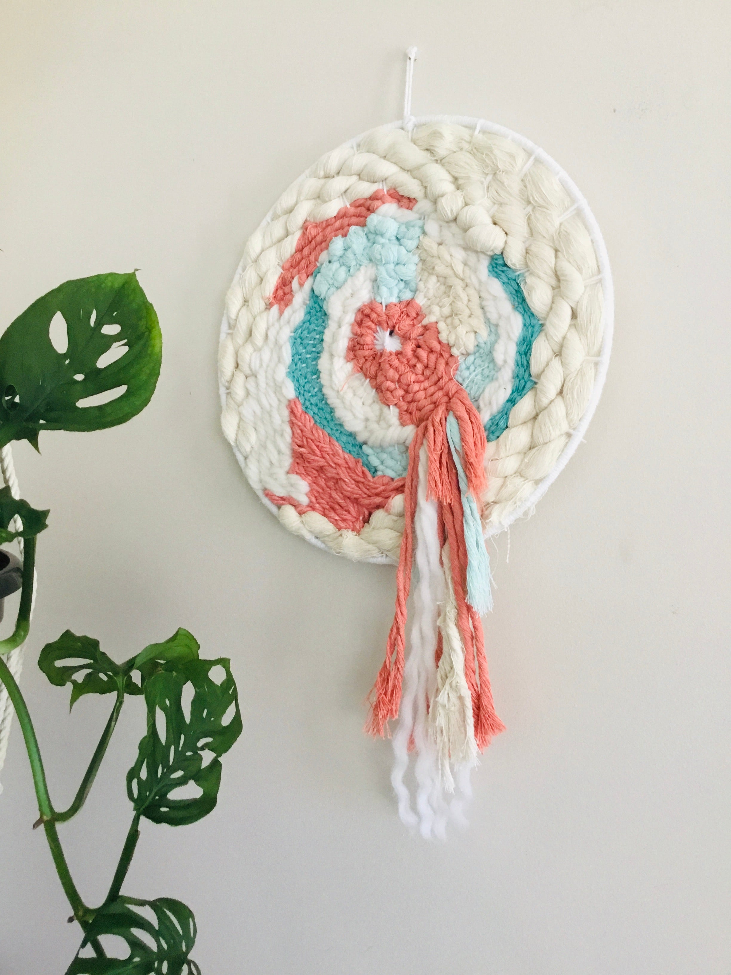 Circle Weaving Workshop Sunday 20th June 2021