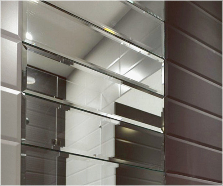 Exquisite Self Adhesive Mirror Wall Tiles
