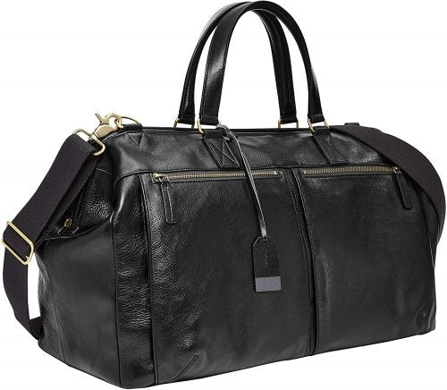 9 Leather Duffle Bags to Let You Travel in Serious Style