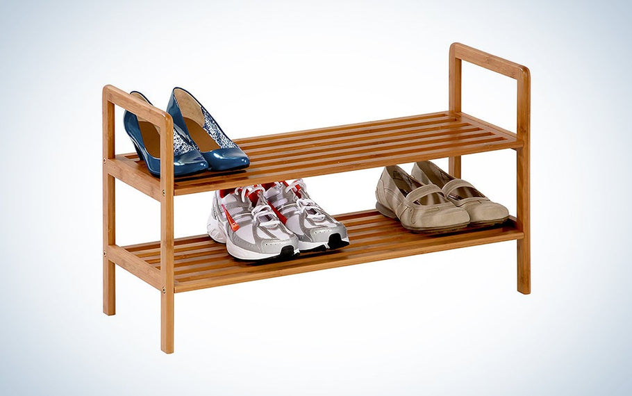 Best shoe rack: Behold these versatile shoe storage option