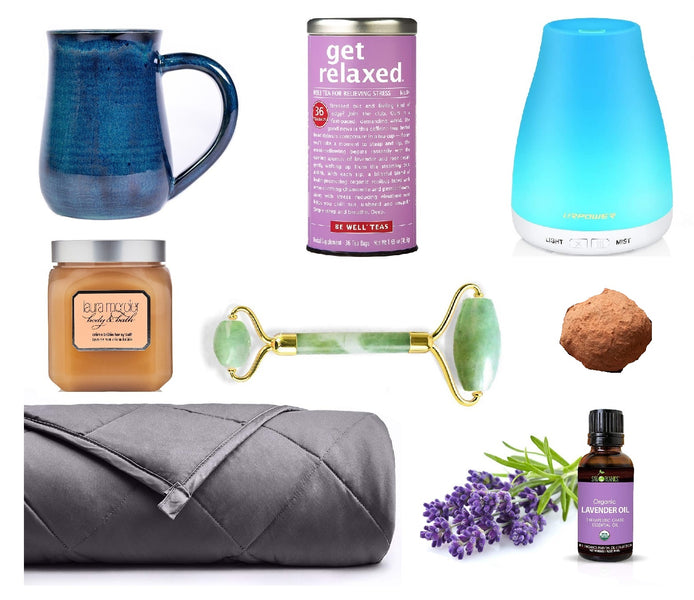 Soothing Holiday Stress Relief Gifts for Yourself or Someone Else